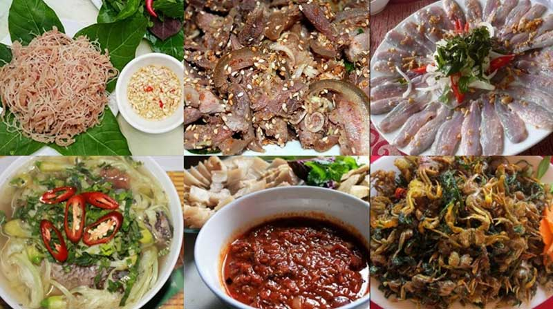 Specialties of Ninh Binh