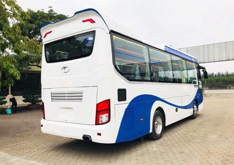 Bus Cat Ba to Hanoi