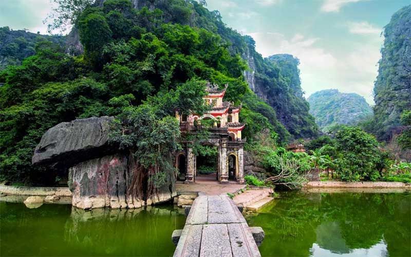 Tam Coc Bich Dong Pagoda